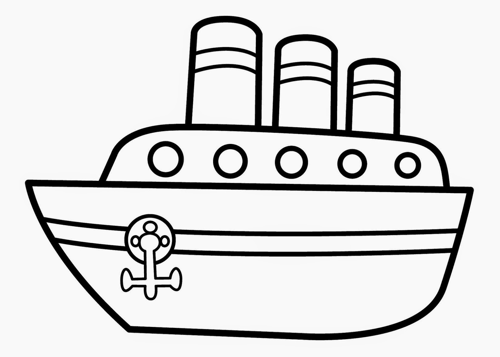 Coloring Pictures Of Air Transportation For Preschool