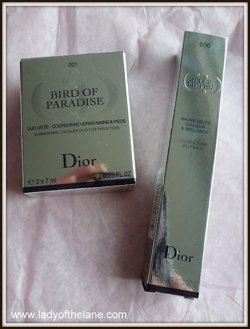 Dior Bird of Paradise