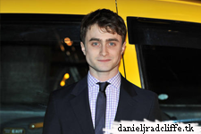 Daniel Radcliffe attends Get Connected's annual charity auction & dinner