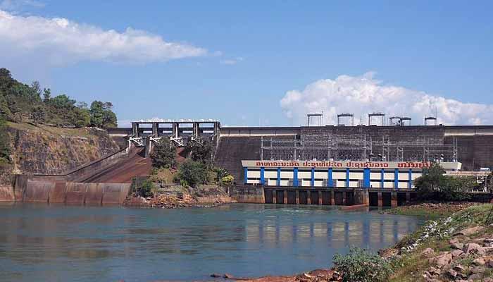 Sungai Terpanjang di Laos