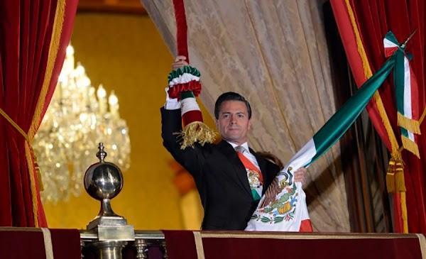 EPN suspende la cena y cualquier festejo patrio posterior al 'Grito de Independencia'
