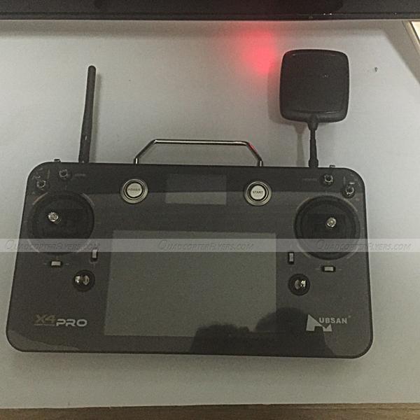Hubsan H7000 Smart Transmitter Front