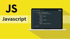 The Complete JavaScript Bootcamp for Beginners 2020 with ES6