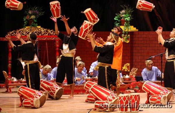 Indonesian Culture And The People  Sanggar Caraka Buana