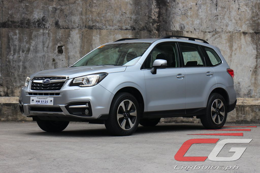 review 2017 subaru forester philippine car news car reviews automotive features and. Black Bedroom Furniture Sets. Home Design Ideas