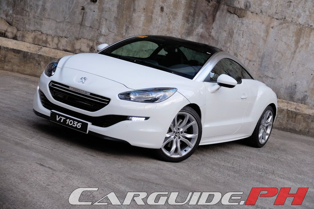 review 2016 peugeot rcz 200 philippine car news car reviews automotive features and new. Black Bedroom Furniture Sets. Home Design Ideas