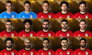 PES 2017 Egypt Big Facepack 2018/2019 by Sameh Mohsen