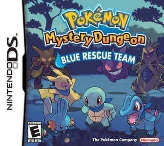 Rom Pokemon Mystery Dungeon Blue Rescue Team NDS