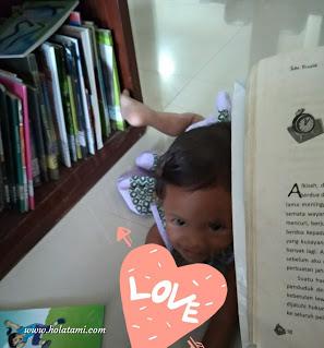 Let's Read, Minat Baca Anak, Budaya Membaca, Membaca Menyenangkan