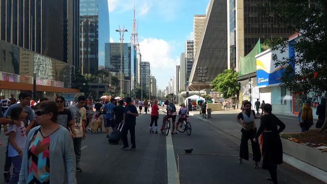 Av. Paulista - Domingo