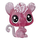 Littlest Pet Shop Series 4 Frosted Wonderland Tube Mouse (#No#) Pet