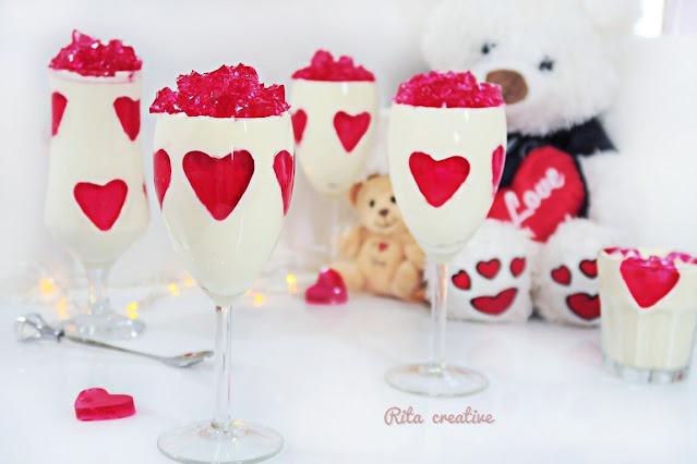 Walentynki przepisy