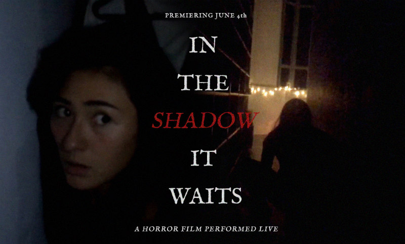 in the shadow it waits poster
