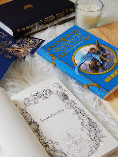 Mini Reviews: The Harry Potter Edition | sprinkledpages