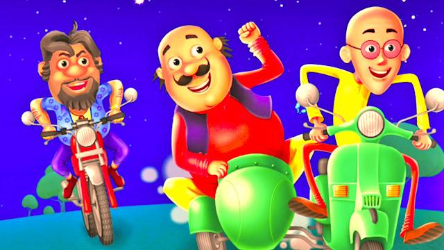 Motu Patlu Ki Jodi - apk download   Motu Patlu Race Game