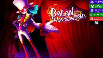 Review Balan Wonderworld