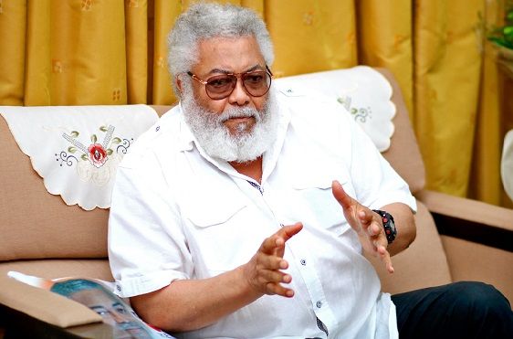 BREAKING: Jerry Rawlings, Ex-Ghanaian President, Dies From COVID-19 #Arewapublisize