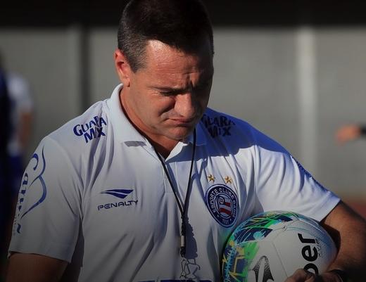 Bahia demite o treinador Doriva