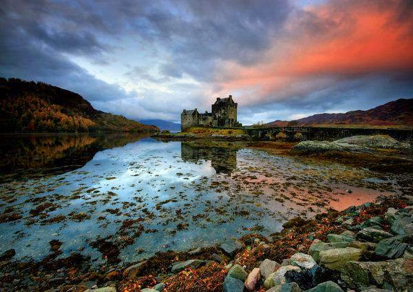 Car In Spanish >> Eilean Donan – the Most Famous Castle in Scotland