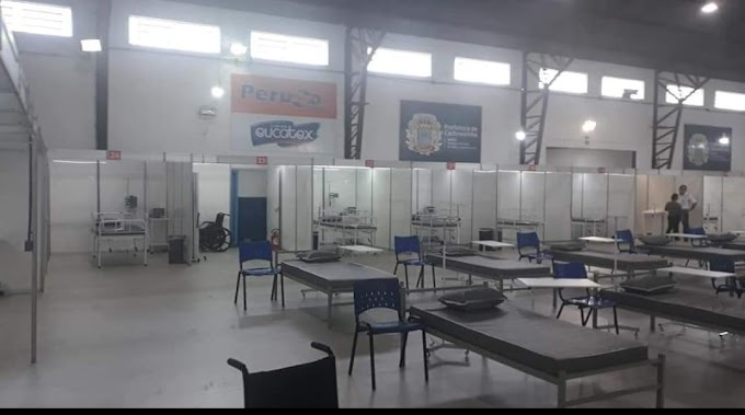 Simers denuncia que médicos do hospital de campanha de Cachoeirinha estão sem receber salários