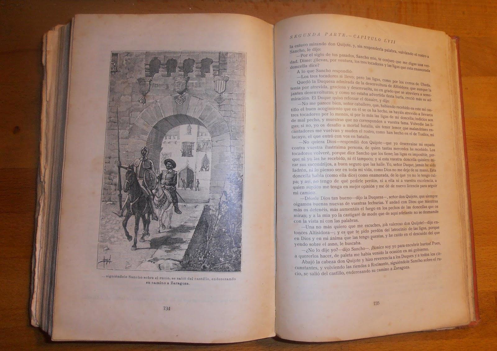 Reto - En 2015 leemos el Quijote