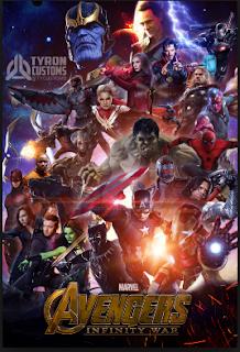 Doownload Film Avengers: Infinity War (2018) BluRay Full Movie