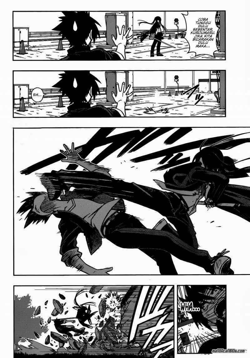 Komik UQ Holder! Chapter 4 Bahasa Indonesia