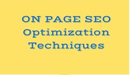 Cara membangun seo on page yang benar