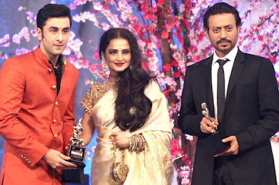Success, awards and fame-Bollywood Stars