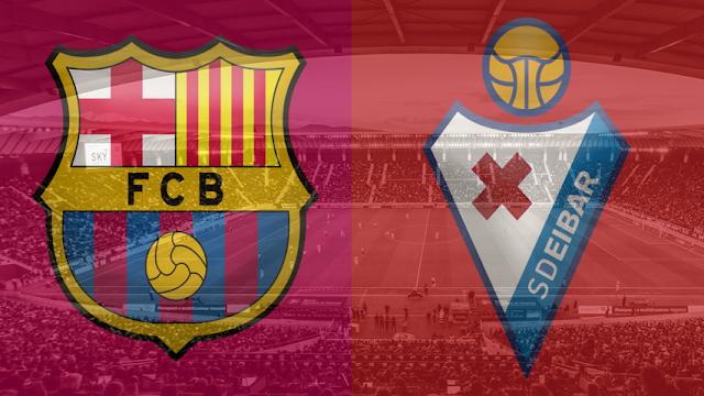 موعد مباراة برشلونة القادمة ضد إيبار والقنوات الناقلة في الأسبوع الخامس والعشرين من الليجا الإسبانية