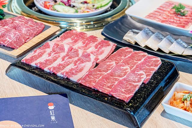 MG 7917 - 熱血採訪│紅巢燒肉工房,公益路低調日式燒肉,超值雙人套餐多達7種肉品好澎派!