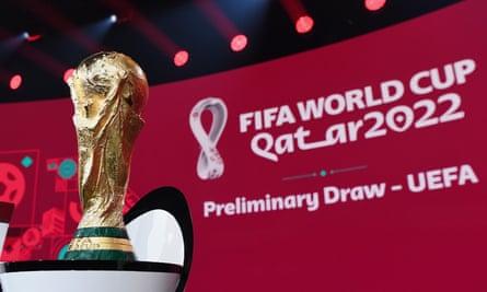 Senarai Kumpulan Kelayakkan Piala Dunia 2022 Zon EROPAH!