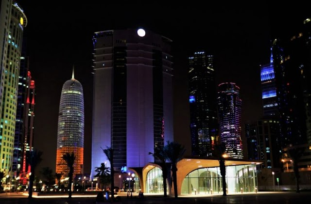 Places to visit near Doha Metro stations