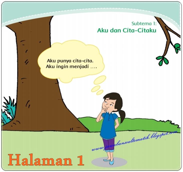 Kunci Jawaban Buku Siswa Tema 6 Kelas 4 Halaman 2, 3, 5, 8 ...