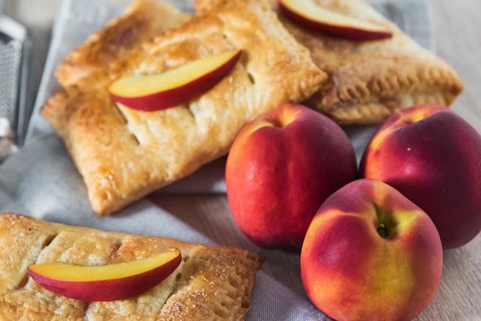 Pudingos, barackos táska: villámgyors édesség ropogós leveles tésztából