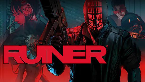 Ruiner locandina del videogioco