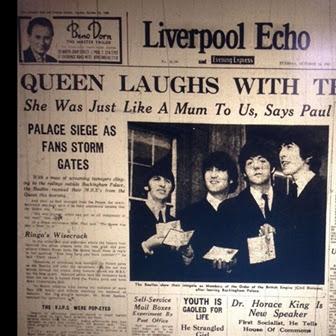 November 1969, John Lennon Kembalikan Gelar MBE