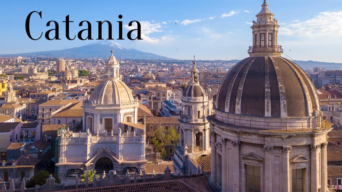 Origine Nome Catania