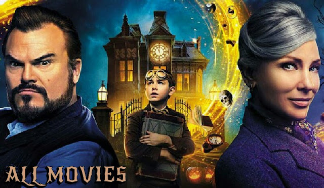 The House With A Clock In Its Walls Movie
