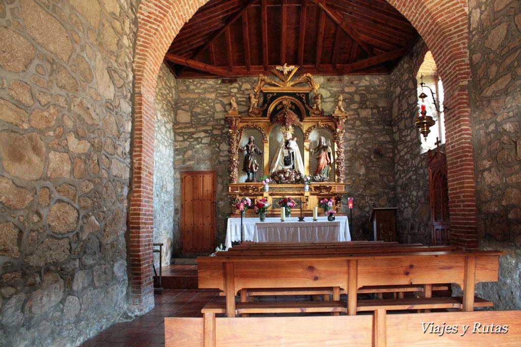 Ermita del Carmen, Ledesma