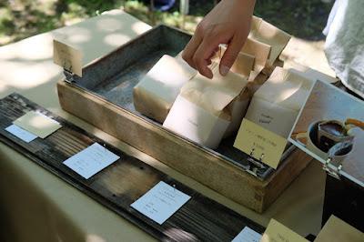 クラフトフェアまつもと2017 ヤマとカワ珈琲店 珈琲豆販売
