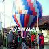 Tradisi Pelepasan Balon Udara Membahayakan Lalu Lintas Udara