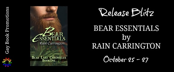 Bear Essentials by Rain Carrington Release Blitz