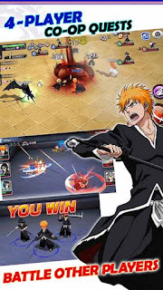 BLEACH Brave Souls Game