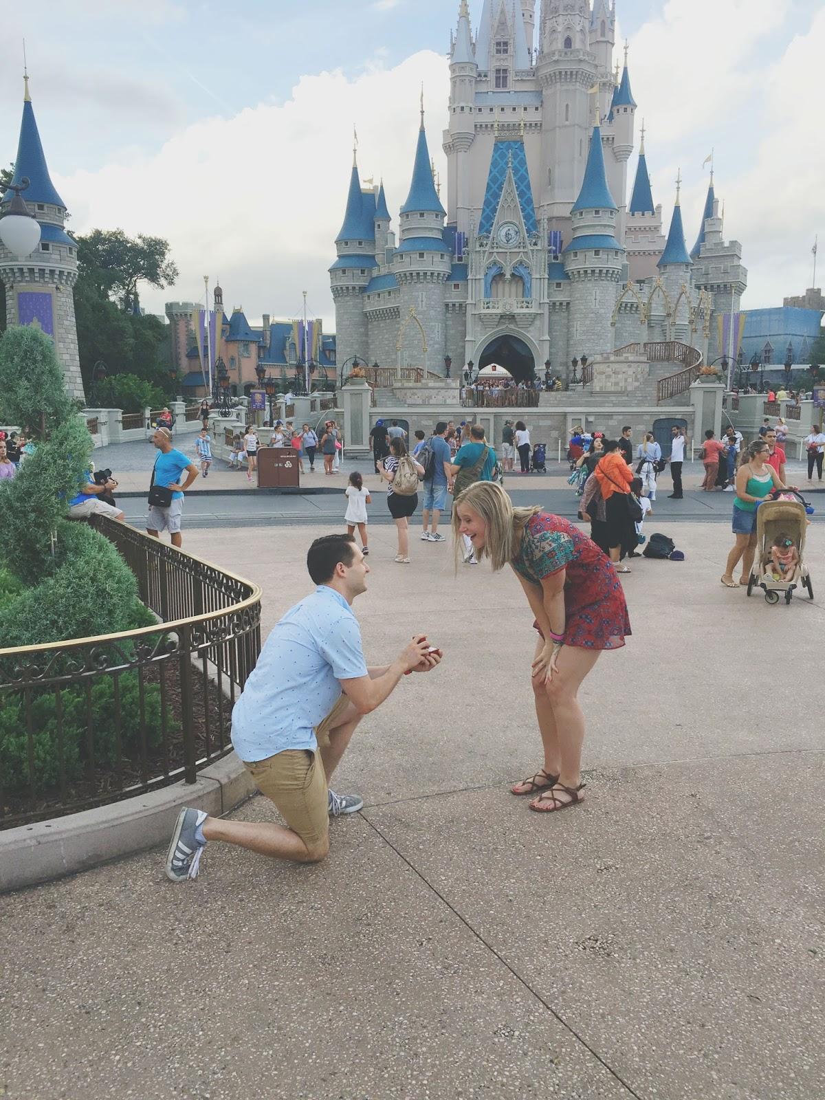 Magic Kingdom in Disney World, Florida