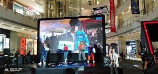 peluncuran OMEN Challenger Series di Central Park Jakarta