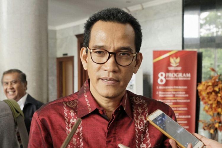 Nama Menhan Prabowo Muncul di Kasus Korupsi Benur, Refly Harun: Jika Benar Terlibat, Dua Sanksi Ini Harus Diterapkan