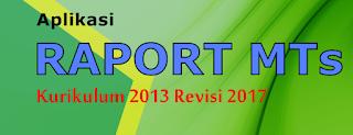 Aplikasi Rapor MI Kemenag Jatim Kurikulum 2013 Revisi 2017