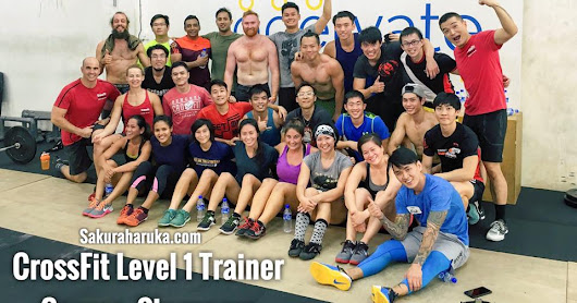 Fitness Diary :: CrossFit Level 1 Trainer Certificate Course Experience