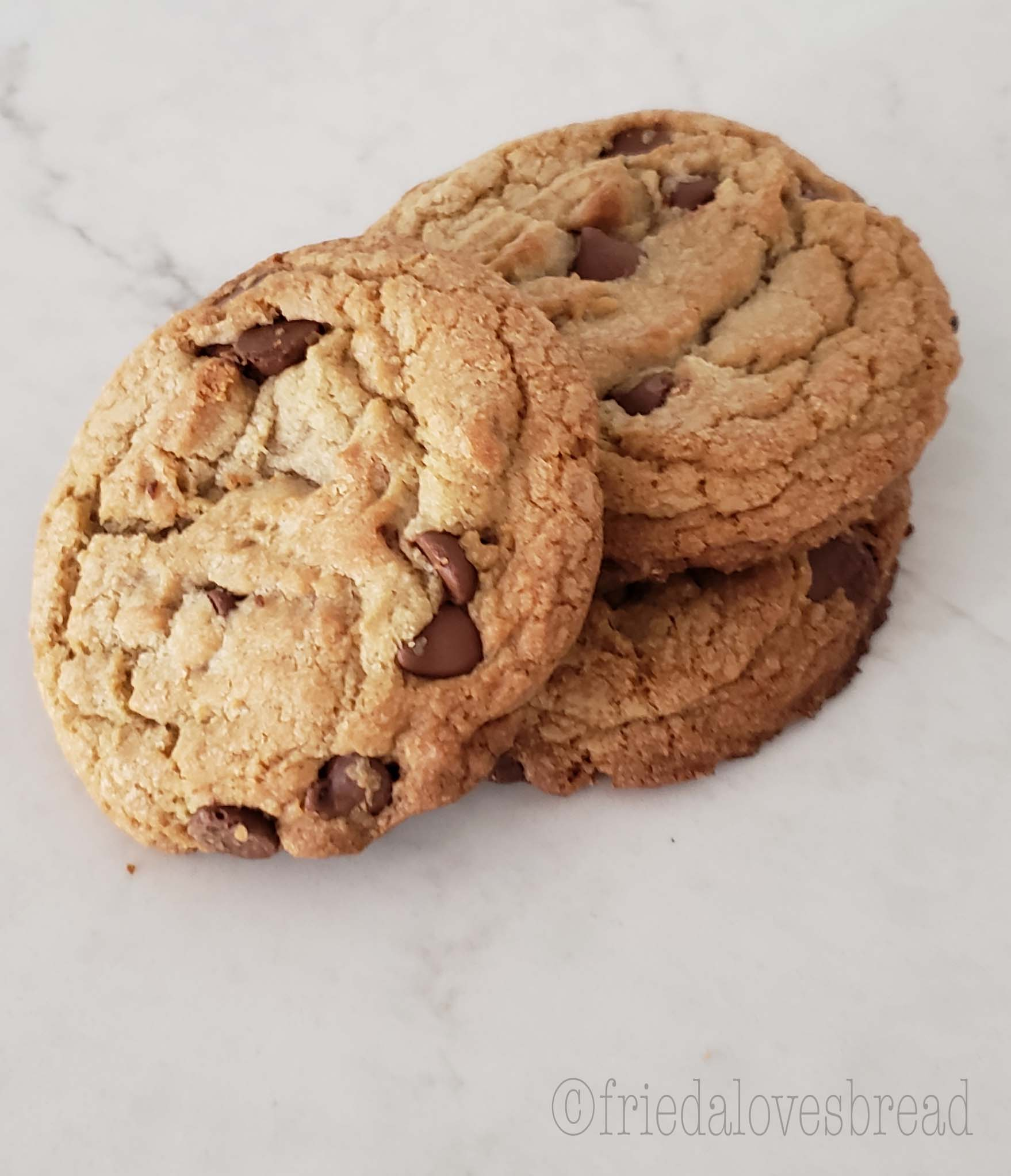 Thick & Chewy Chocolate Chip Cookie